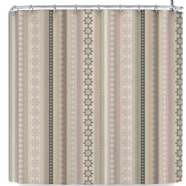 Allison Soupcoff Pure Shower Curtain by East Urban Home