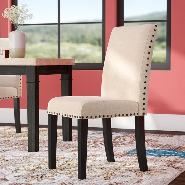 Reagle Upholstered Dining Chair (Set of 2) by Red Barrel Studio