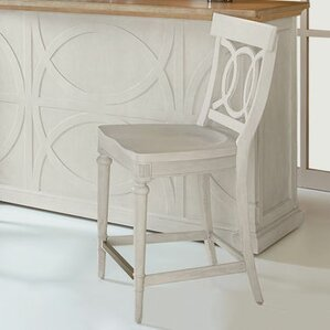 Carrie Counter Bar Stool (Set of 2) by One Allium Way