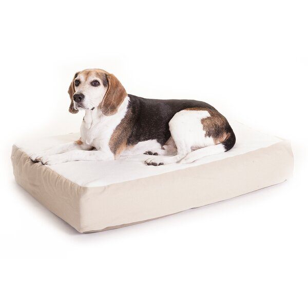 Orthopedic Double Pet Pillow by Majestic Pet Products