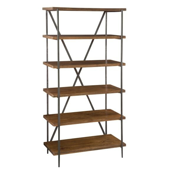 Aliceville Etagere Bookcase by Foundry Select