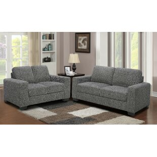 Palmilla 2 Piece Living Room Set by Wrought Studio™