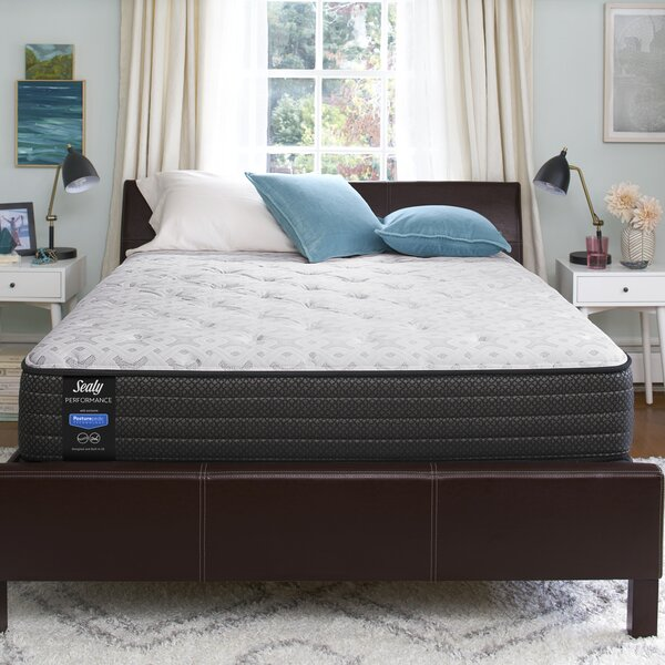 Response™ Performance 12'' Cushion Firm Mattress and 9 Box Spring by Sealy