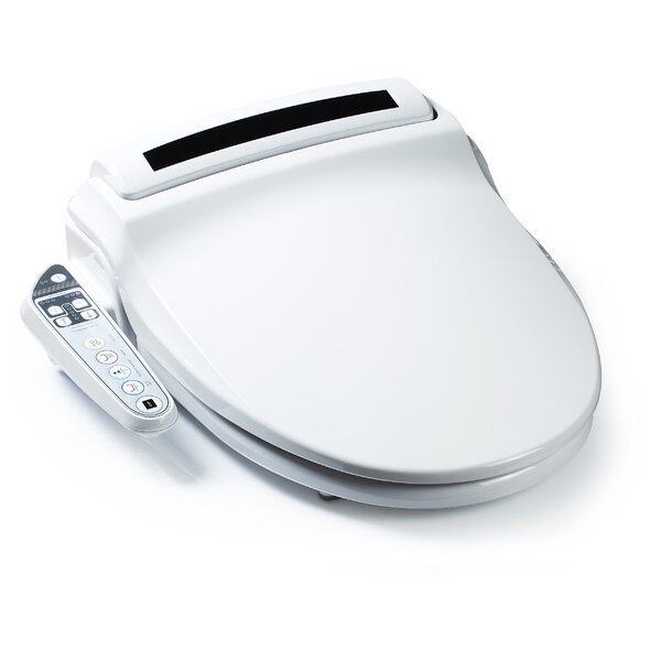 Luxury Bidet Spa Auto Electronic Elongated Toilet Seat Bidet by Kokols