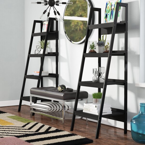 Rupert Ladder Bookcase (Set of 2) by Wrought Studi