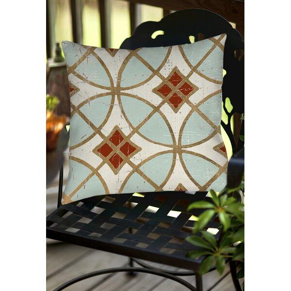 Scullin Indoor/Outdoor Throw Pillow by Red Barrel Studio