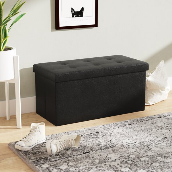 Caskey Storage Bench by Rebrilliant