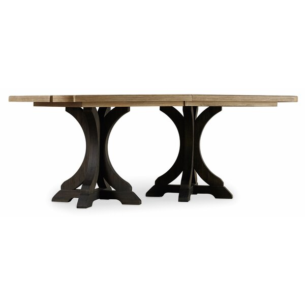 Corsica 7 Piece Dining Set by Hooker Furniture Hooker Furniture