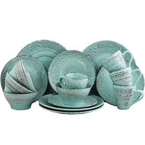 Dilley 16 Piece Dinnerware Set...