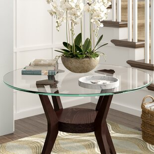 Superbe Round Glass Indoor Table Top
