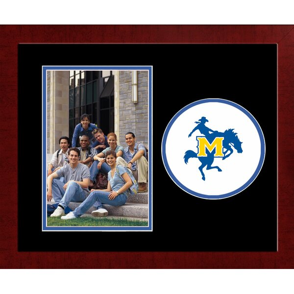 NCAA McNeese State University Spirit Picture Frame by Campus Images