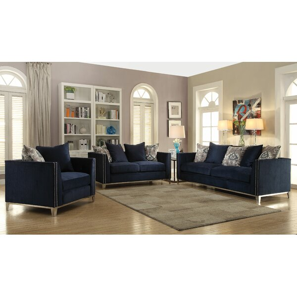 Franco Configurable Living Room Set By Everly Quinn Purchase