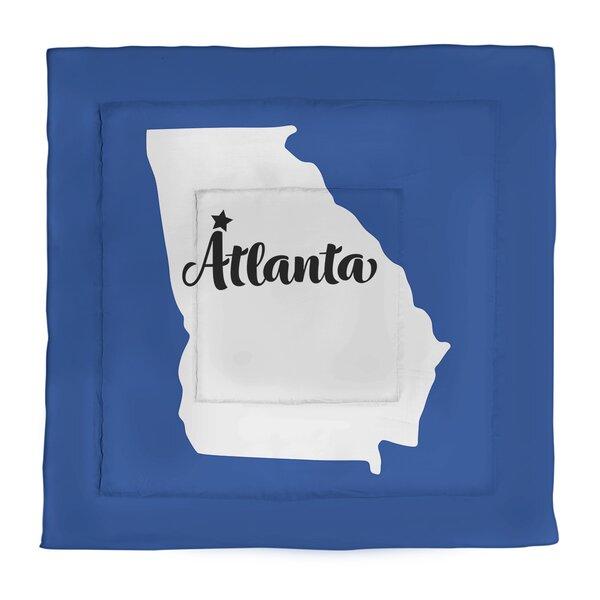 Atlanta Single Reversible Comforter