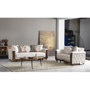 Waterford 2 Piece Sleeper Living Room Set by House of Hampton®