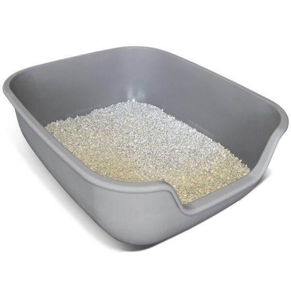 Non-Stick Litter Box (Set of 2) by PetFusion