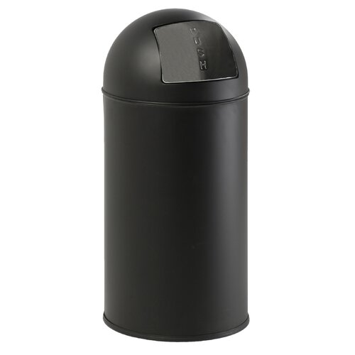 40 L Schwingdeckel-Mülleimer Arviso Rebrilliant Farbe: Mattschwarz | Küche und Esszimmer > Küchen-Zubehör | Rebrilliant