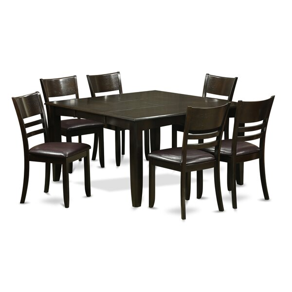 Parfait 7 Piece Dining Set By Wooden Importers by Wooden Importers Find