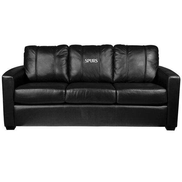 Find Out The New Tottenham Hotspur Wordmark Logo Sofa by Dreamseat by Dreamseat