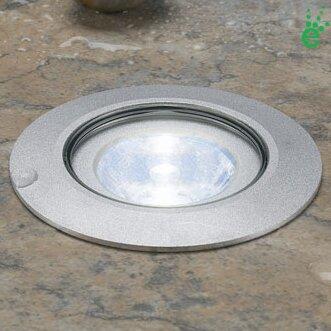 Ledra LED Recessed Trim by Bruck Lighting