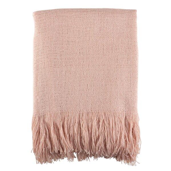 Sevan Classic Fringe Hem Blanket by Zipcode Design