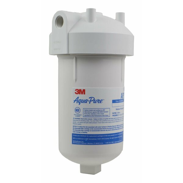 3M Under Sink Water Filtration System by Aqua Pure