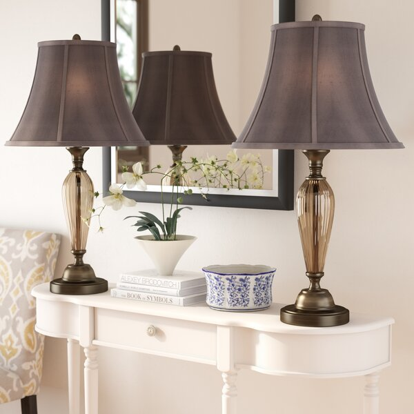 Coeur 31 Table Lamp (Set of 2) by Andover Mills