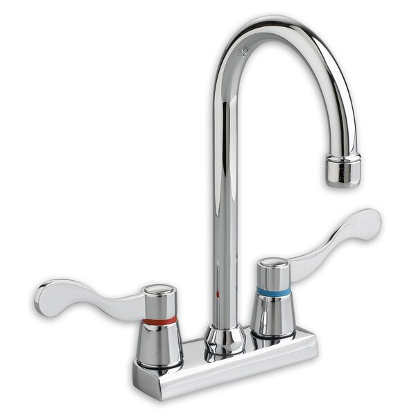 Heritage Double Handle Kitchen Faucet By American Standard