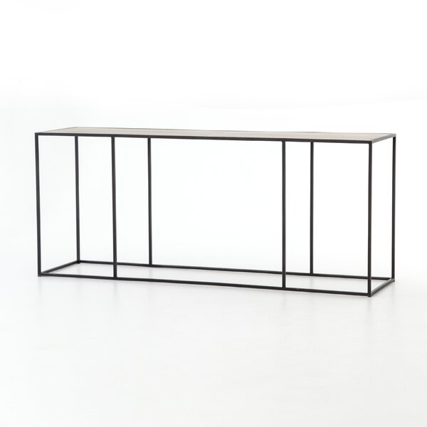 Sommer Console Table by 17 Stories 17 Stories