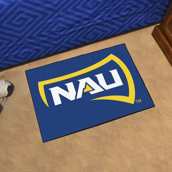 Northern Arizona University Doormat by FANMATS