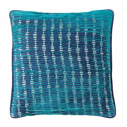 Presto Velvet Throw Pillow By Companyc.
