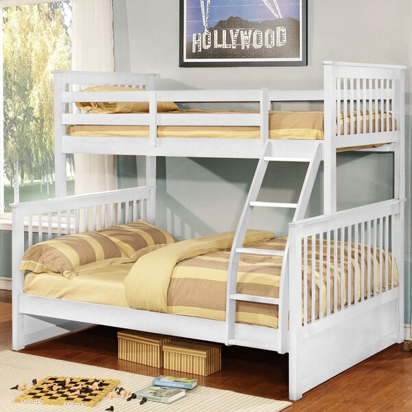 Warmley Twin Over Full Bunk Bed by Viv + Rae