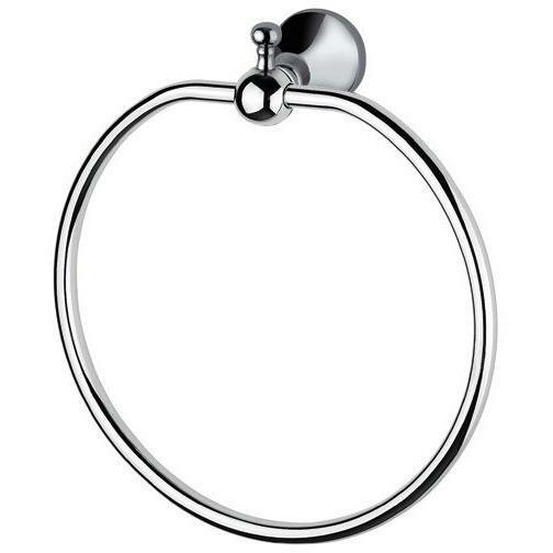 Aguilera Wall Round Towel Ring by Darby Home Co