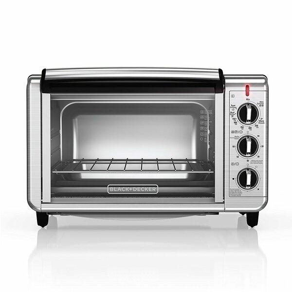 6-Slice Countertop Oven by Black + Decker