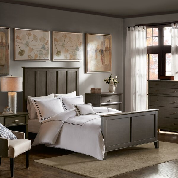 Yardley Standard Bed by Madison Park Signature