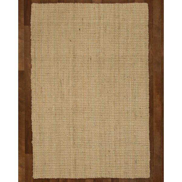 Clinton Jute Fibre Natural Area Rug by Natural Area Rugs