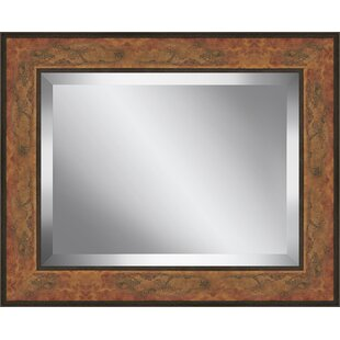 Ashton Wall Decor LLC Aged Plate Accent Mirror