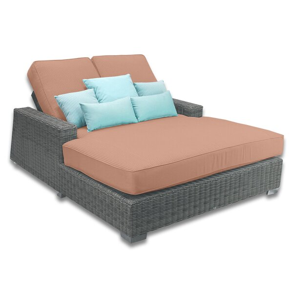 Palisades Double Chaise by Patio Heaven Patio Heaven