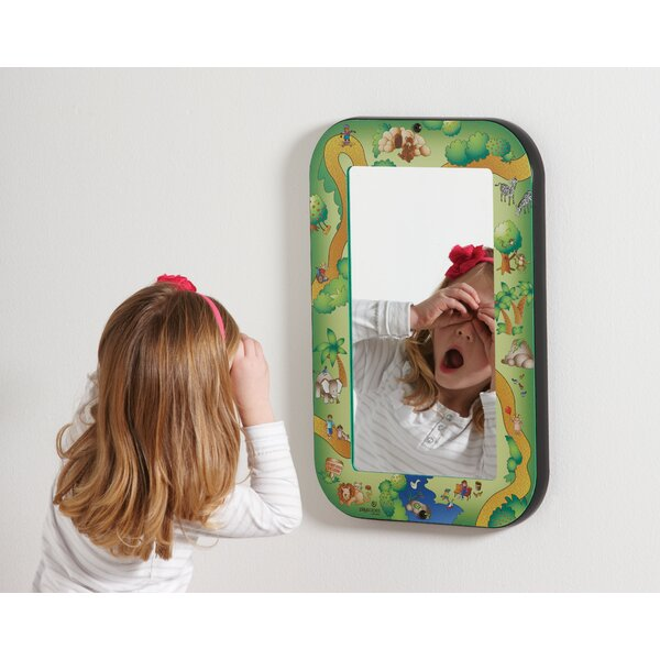 Safari Wall Mirror by Playscapes