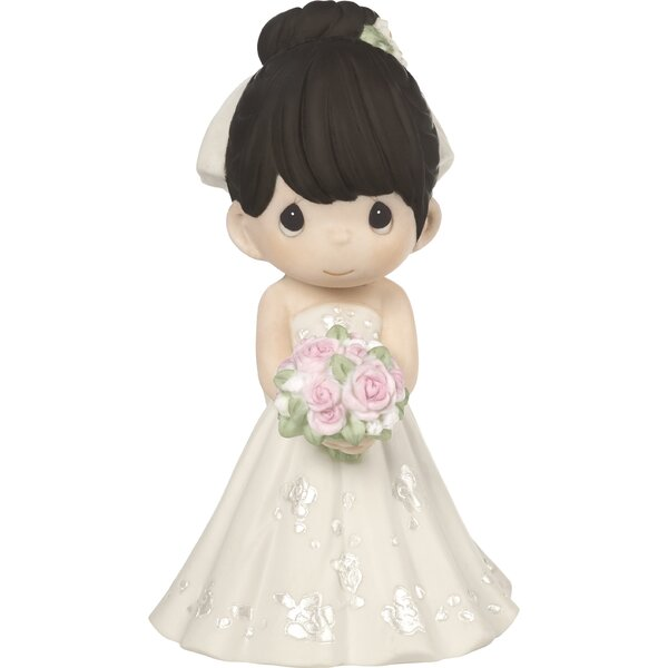 Precious Moments Wedding Figurine Cake Topper by Precious Moments