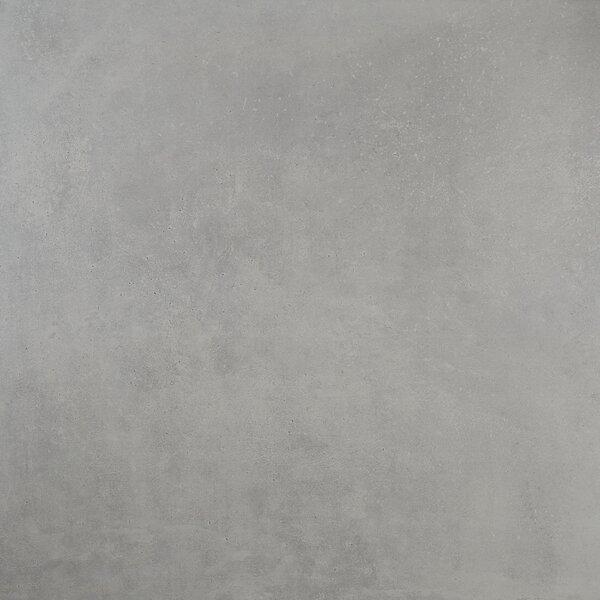 Fairfield 24 x 24 Porcelain Field Tile in Dove Grey by Itona Tile