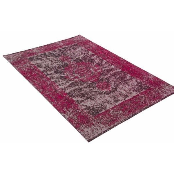 Chabert Oriental Pink Area Rug