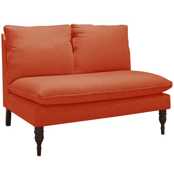 Get Premium Klein Loveseat by Alcott Hill by Alcott Hill
