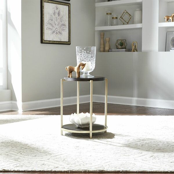 Suus End Table with Storage by Gracie Oaks Gracie Oaks