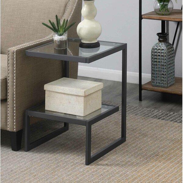 Fraida End Table By Ebern Designs