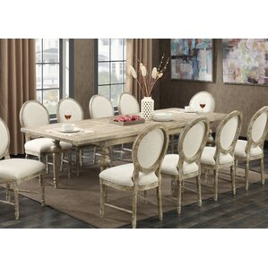 lewisboro 11 piece dining set