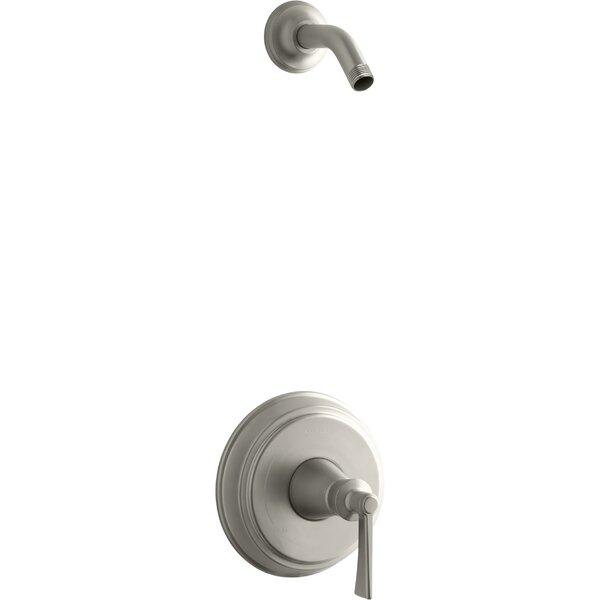 Kohler Archer Rite-Temp Shower Valve Trim with Lever Handle Less Showerhead by Kohler Kohler