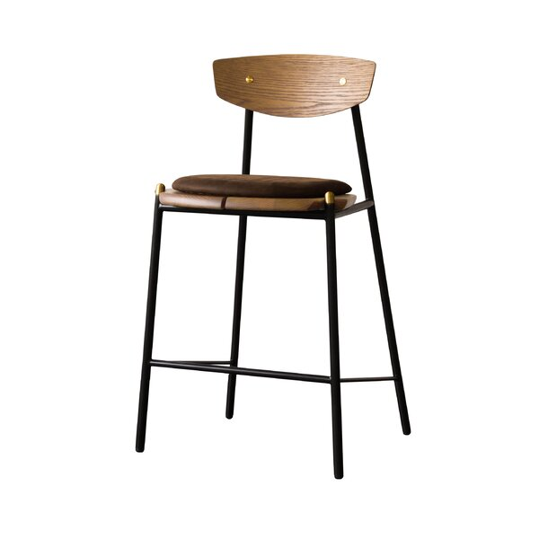 Kink Bar & Counter Stool By District Eight Design