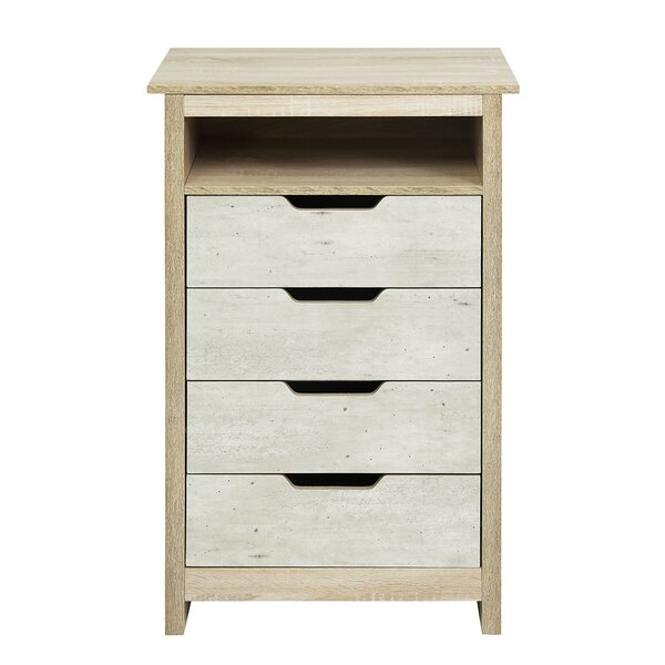 Kuhns 4 Drawer Accent Chest By Ivy Bronx