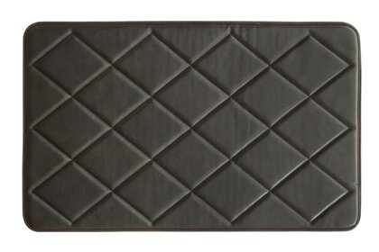 Carel Anti-Fatigue Chef Mat Black Area Rug by Williston Forge