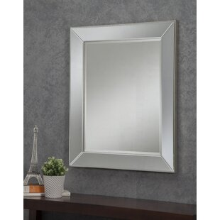 Sandberg Furniture Mirror on Mirror Wall Mirror